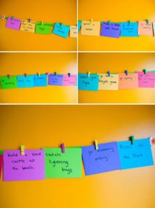 summer-bucket-list-challenge-bright-colored-index-cards